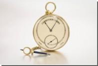 Работы всемирно известного часовщика выставили на торги