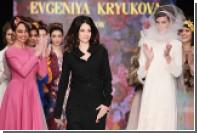 Звезда «Петербургских тайн» представила первую коллекцию одежды