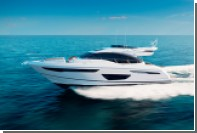 Princess Yachts обновила линейку S-класса