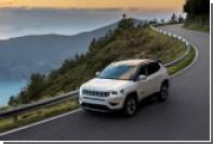 Jeep привез в Женеву компактные внедорожники