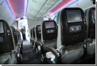 Британская авиакомпания сократит шаг кресел в лайнерах ради экономии