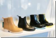 «Обувь России» пополнила линейку резиновыми моделями