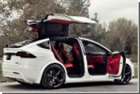 Tesla с красным салоном из кожи оценили в 180 тысяч долларов
