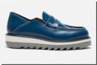 Alberto Guardiani обул мужчин в «акульи» ботинки