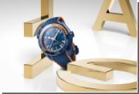 Omega показала дайверские часы с модулем GMT