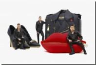 Moschino показал первую коллекцию мебели