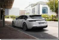 Porsche Panamera сменил кузов