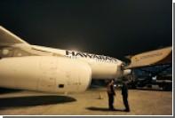 Самолет в США экстренно сел из-за отказавшегося платить за одеяло пассажира