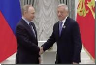Путина пригласили на сказку «Последний богатырь»