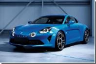 Renault покажет в Женеве компактный спорткар