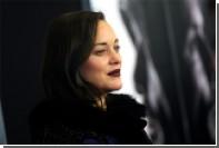 Актриса Марион Котийяр родила второго ребенка
