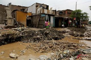 Жертвами наводнения в Перу стали свыше 80 человек