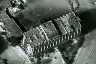 Уничтожение шестерых главарей ИГ с воздуха показали на видео
