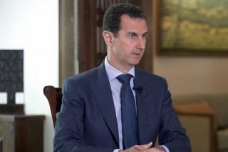 Асад прокомментировал инцидент с атакой израильских ВВС