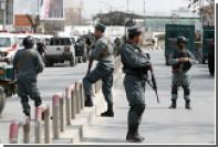 Трое смертников атаковали военную базу в Афганистане