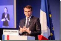 Социологи предрекли победу Макрона в двух турах выборов президента Франции
