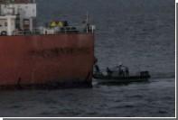 Сомалийские пираты впервые за пять лет захватили торговое судно