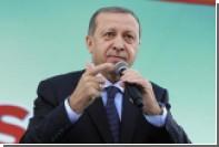 Эрдоган назвал Нидерланды пережитком нацизма
