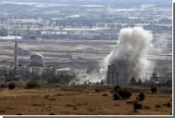 Иранские бойцы заняли позиции около Голанских высот