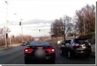 Расстрел машины с детьми в Канзасе попал на видео