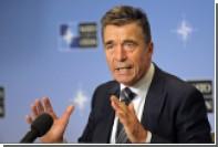 Бывший генсек НАТО допустил признание Крыма в качестве «свободного образования»