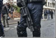 В пригороде Парижа задержали четырех подозреваемых в подготовке теракта