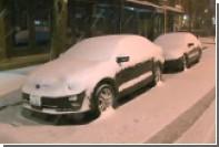 Северо-восток США накрыло снежным штормом