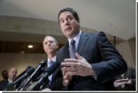 В Конгрессе США не нашли доказательств «сговора» команды Трампа с Москвой