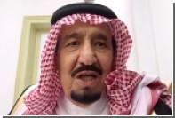 Король Саудовской Аравии освоил селфи в ходе азиатского турне