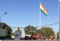 Пакистан заподозрил индийский стометровый флаг в работе на разведку