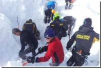 Четыре горнолыжника-фрирайдера погибли при сходе лавины в Италии