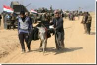В сделанных боевиками туннелях Мосула нашлись две статуи крылатых быков
