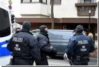 Сотни немецких полицейских провели обыск в мечети