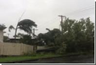 На Австралию обрушился тропический циклон «Дебби»