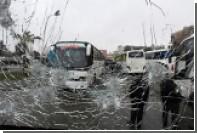 В результате теракта в центре Дамаска погибли 25 человек
