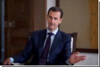 США назвали отстранение Асада от власти неприоритетной целью