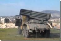 Сирийская армия продолжила наступление в провинции Хама