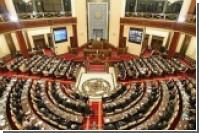 Парламент Казахстана рассматривает проект поправок в Конституцию