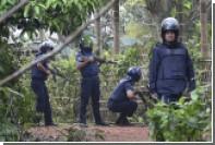 Два террориста-смертника подорвали себя в Бангладеш