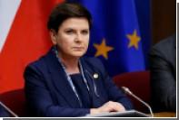 Польша отказалась подписывать итоговый документ саммита ЕС