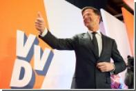 В Нидерландах объявлен победитель парламентских выборов