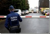 Полиция Брюсселя перехватила подозрительный грузовик с газовыми баллонами