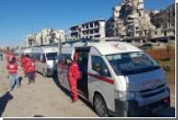Сирию назвали самой опасной страной для медработников