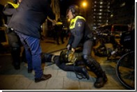 Полиция разогнала протурецкий митинг в Роттердаме