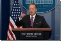 Пресс-секретарь Трампа повздорил с журналисткой из-за вопроса о России