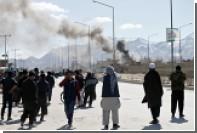Талибы устроили двойной теракт в Кабуле