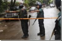 В Бангладеш в ходе штурма укрытия исламистов погибли 6 человек