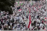 Тысячи мусульман в Джакарте потребовали отставки губернатора-христианина