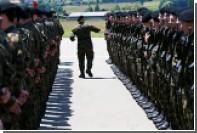 В Швеции задумались над возвращением всеобщей воинской повинности