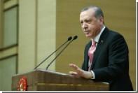Эрдоган призвал запретить в России организацию Гюлена